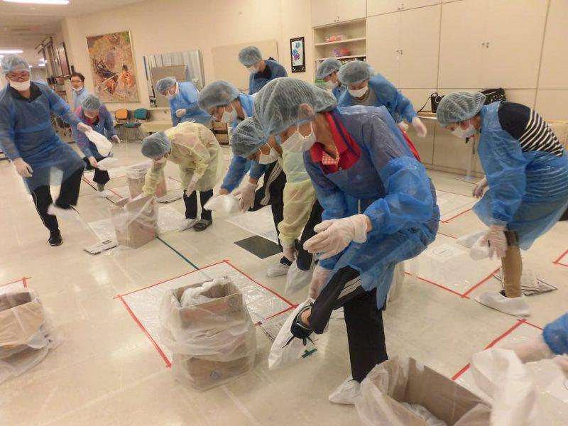 ノロウイルス対策勉強会を行いました